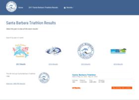 results.santabarbaratriathlon.com