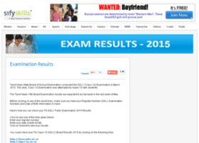 results.sify.com