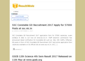 resultwale.net