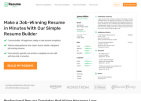 resume-builders.net