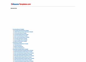 resume-templates.com