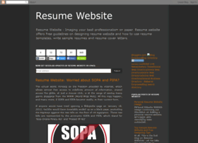 resume-websites.blogspot.com