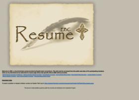resume.sbcworkspace.com