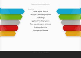 resume2employed.com