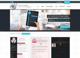 resumebaker.com