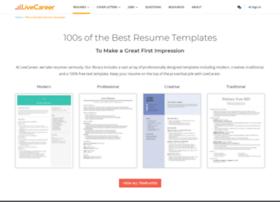 resumebucketblog.com
