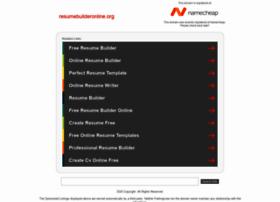 resumebuilderonline.org