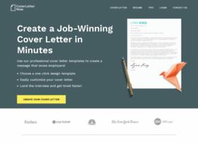 Resumecoverletters.org
