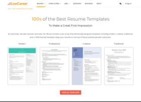 resumedirector.com