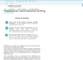 resumelaunch.net