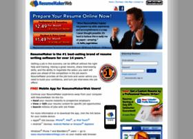 resumemaker.com