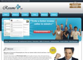 resumeplus.net