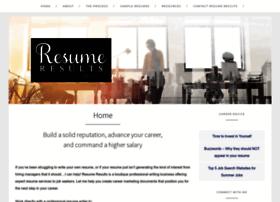 resumeresultsonline.com