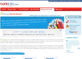 resumes.clickjobs.com