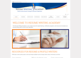 resumewritingacademy.com