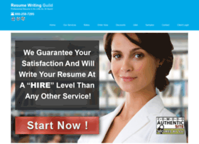 resumewritingguild.com