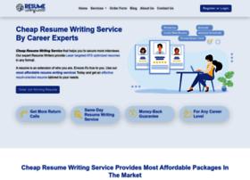 resumewritingworld.com