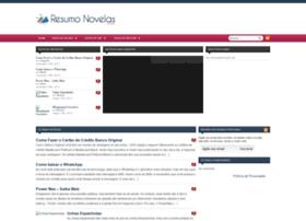 resumonovelas.com.br