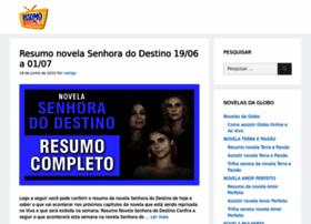resumonovelasbr.com.br