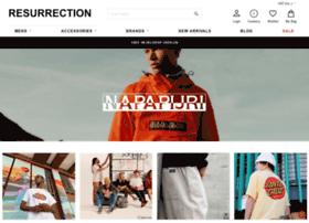 resurrection-online.com