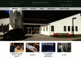 resurrectionde.org