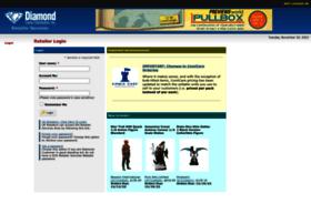 retailerorders.diamondcomics.com