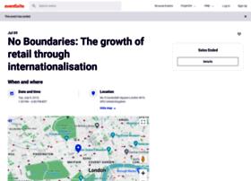 Retailinternationalisation.eventbrite.co.uk