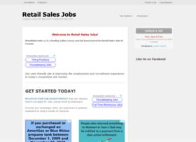retailsalesjobs.ca