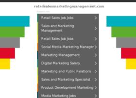 retailsalesmarketingmanagement.com