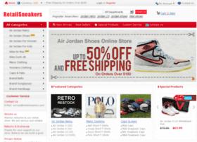 retailsneakers.com