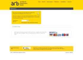 retentionfee.arb.org.uk