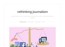 rethinkingjournalism.com