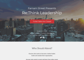 rethinkleadership.splashthat.com