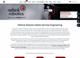 rethinkrobotics.com