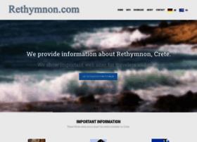 rethymnon.com