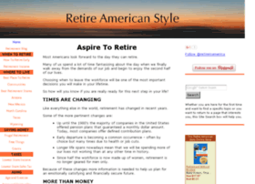 retireamericanstyle.com