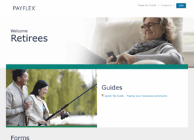 retiree.payflexdirect.com