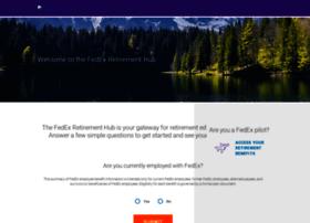 retirement.fedex.com