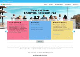 retirement.ladwp.com