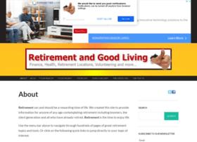 retirementandgoodliving.com