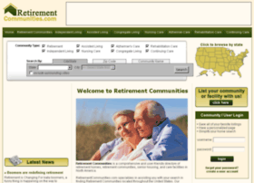 retirementcommunities.com