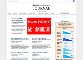 retirementincomejournal.com