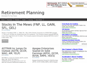 retirementplanningzone.com