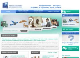 retraite-des-pros.banquepopulaire.fr