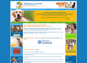 retrieversandfriends.com