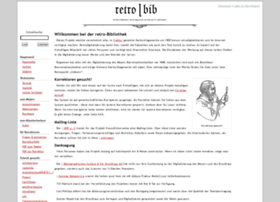 retrobibliothek.de