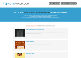 retroforum1.actieforum.com