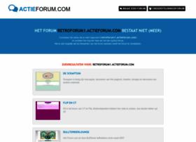 retroforum1.actieforum.com