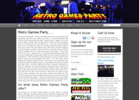 retrogamesparty.co.uk