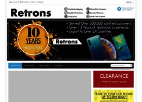 retrons.com